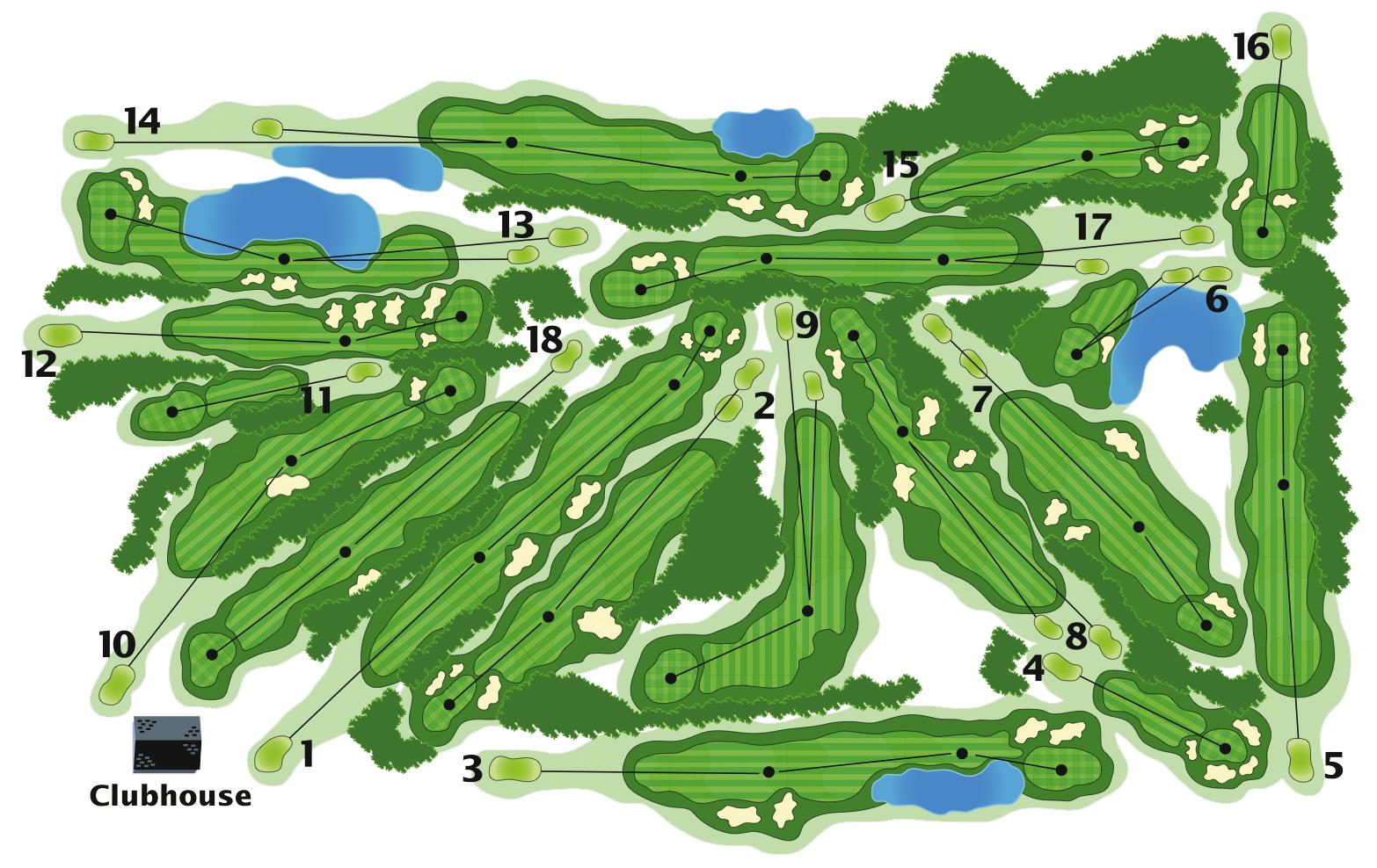 Golf Course Island View Golf Club